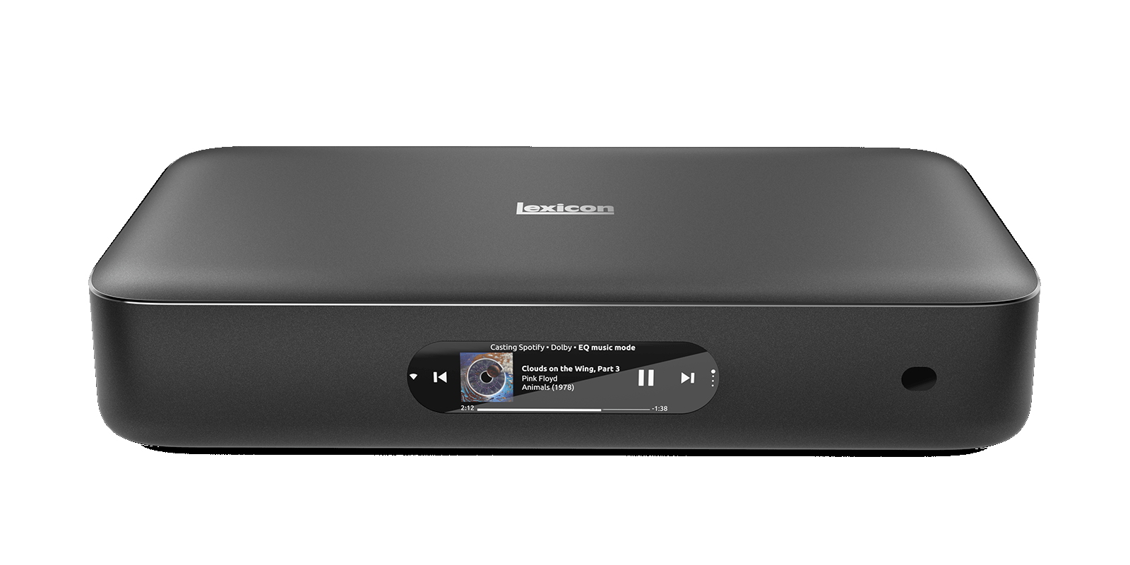 Lexicon SL-1 - Black - Lexicon SL-1 steerable wireless loudspeaker system - Detailshot 4