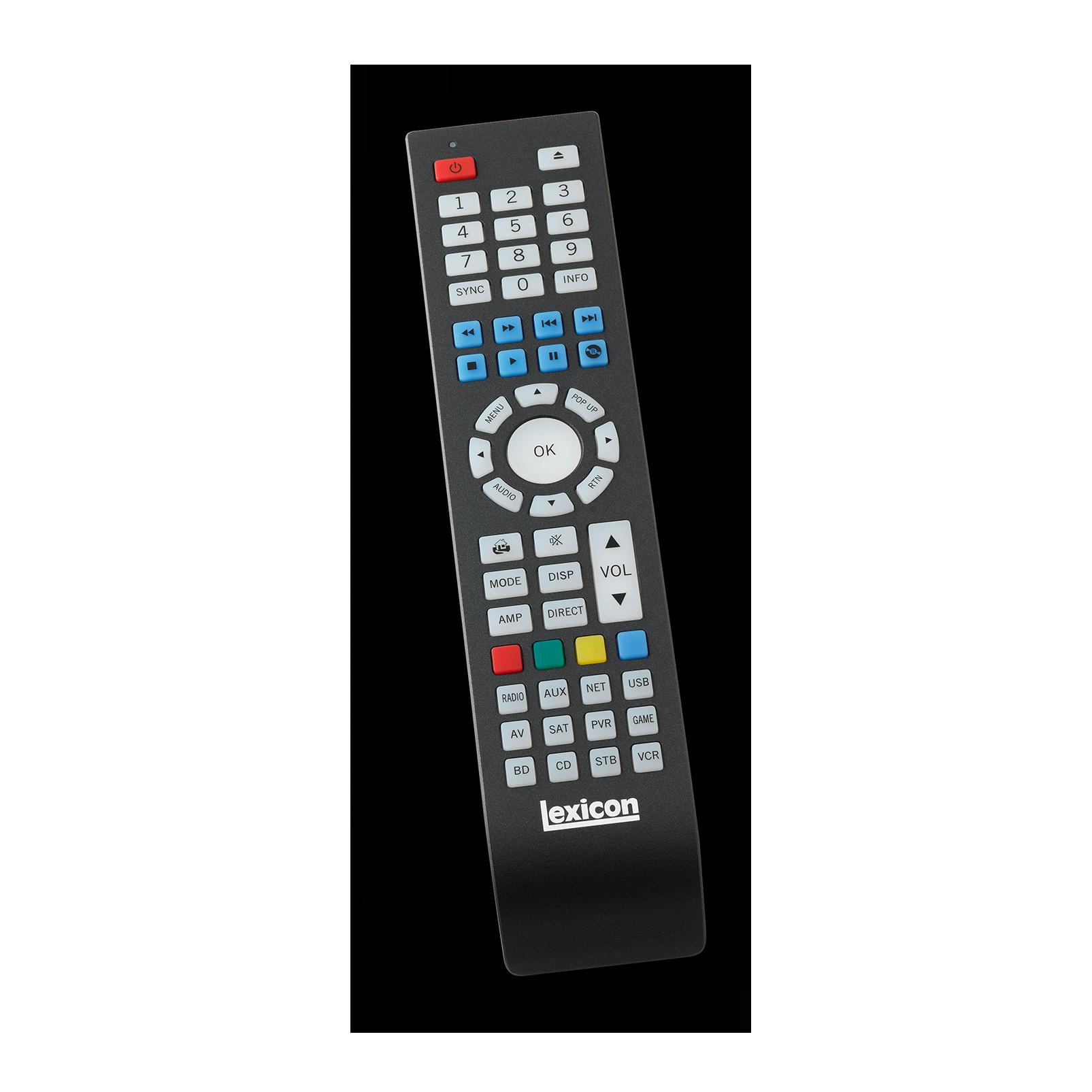 Lexicon RV-9 - Black - Class G Immersive Surround Sound AVR - Detailshot 3